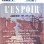 affiche conférence malraux